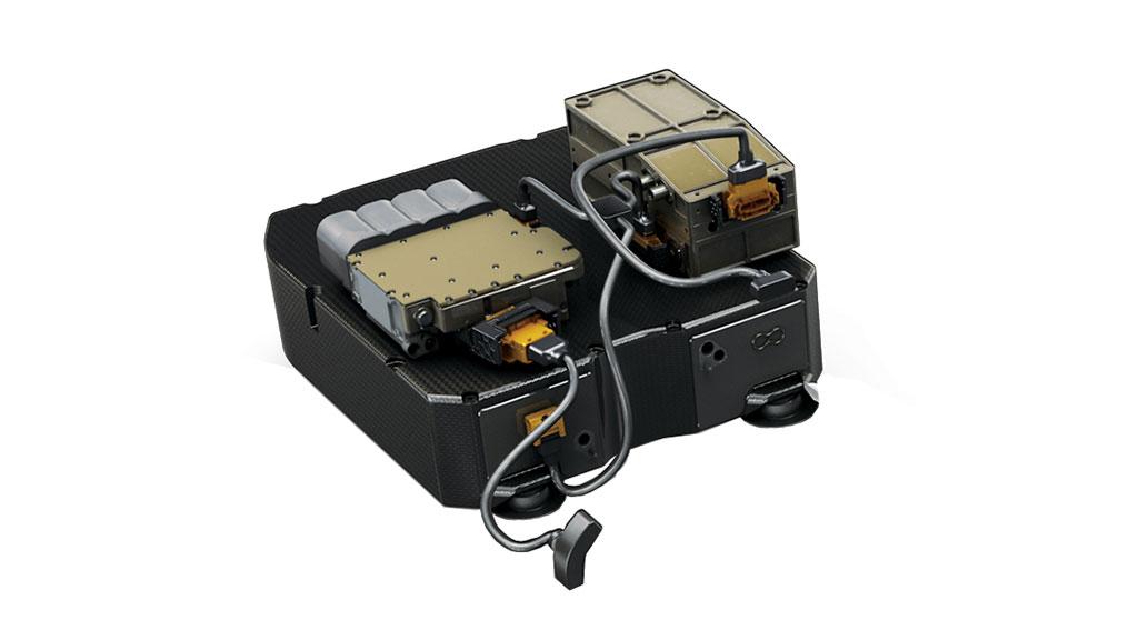 Battery enclosures for motorsport