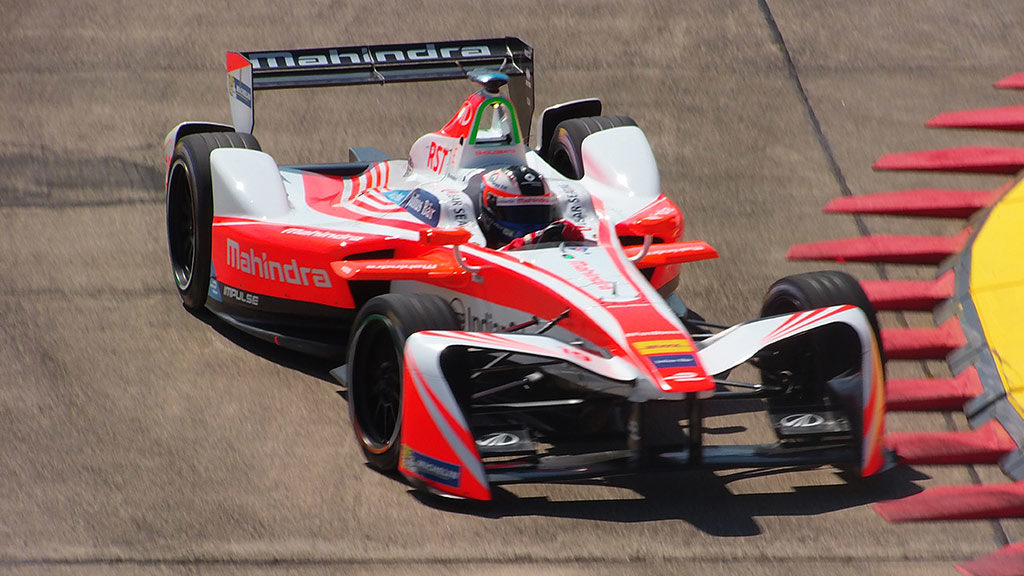 Motorsport - Formula 1 race