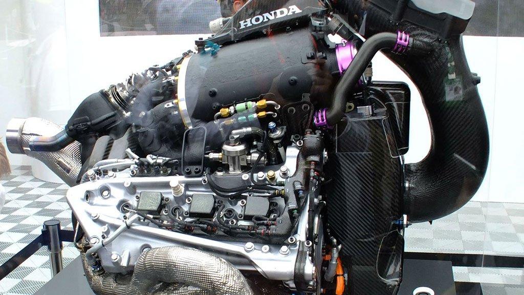 Honda, high power connector