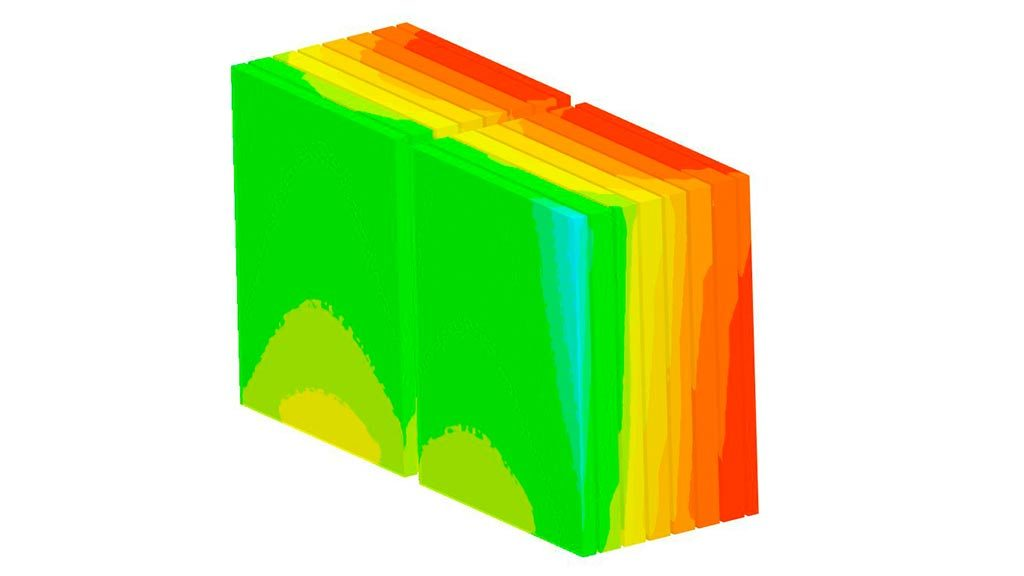 Battery thermal Simulation for motorsport