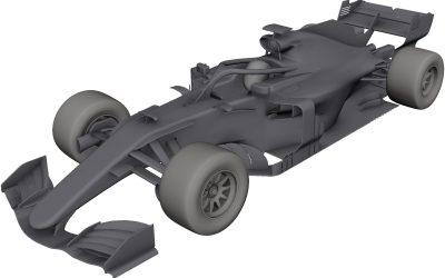 F1 design cycle
