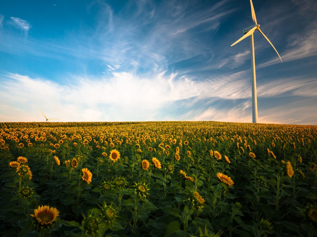natural wind power